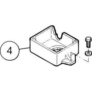 SI-100E #4 Gear Box