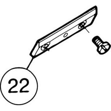 SI-100E Screw for Blade Holder