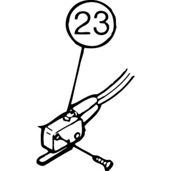 SI-200E #23 Safety Switch