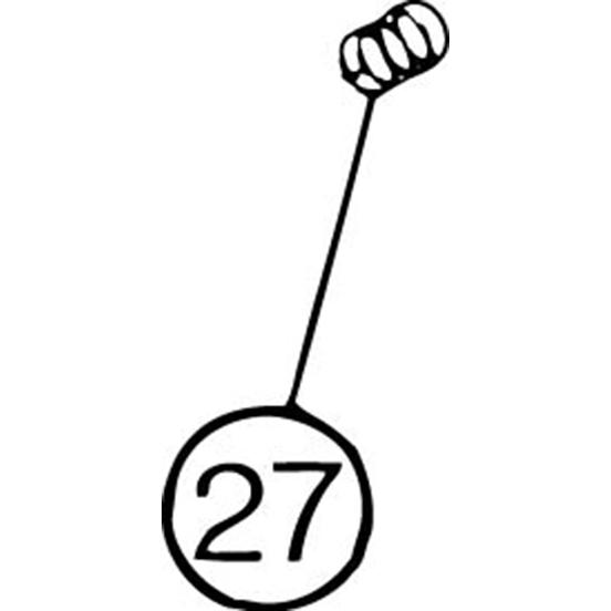 SI-200E #27 Worm Spring