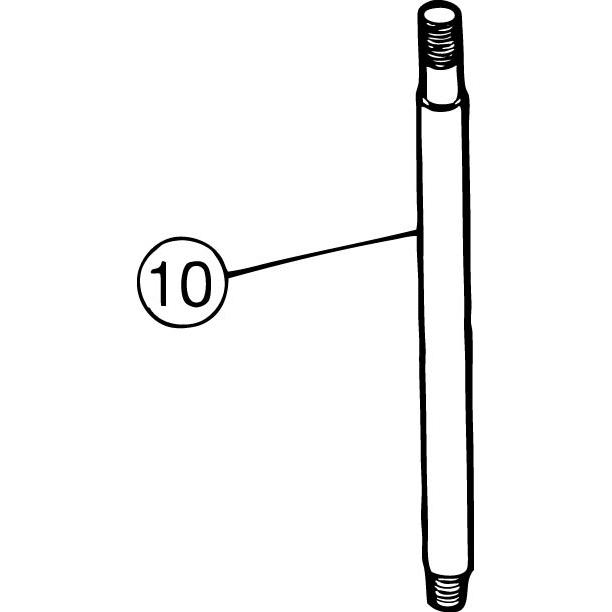 FM-800E #10 Main Shaft