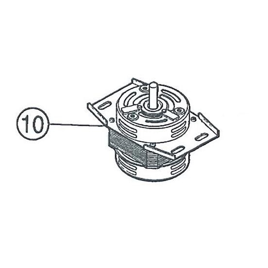SI-150S #10 Motor