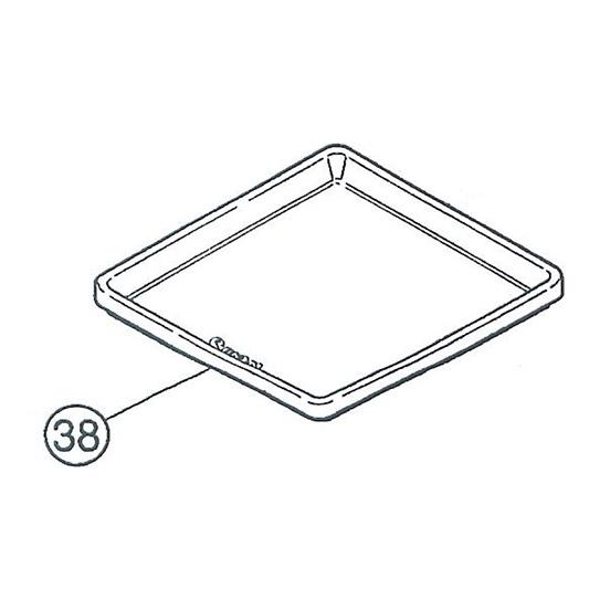 SI-150S #38 Drip Tray