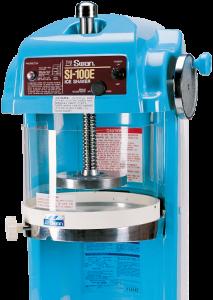 Swan S1-100E Shave ice machine
